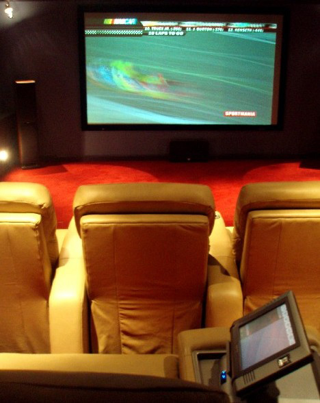 Smart Business Chalet Norte Madrid Cine en Casa