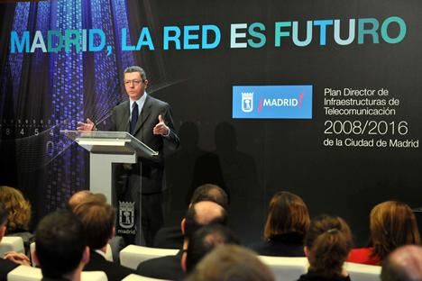 20090205 Ayuntamiento de Madrid Alberto Ruiz-Gallardón