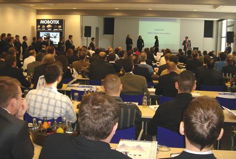 Mobotix Conferencia Internacional Alemania