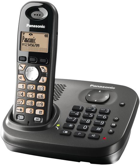 Telefono inalámbrico KX-TG7331 de Panasonic