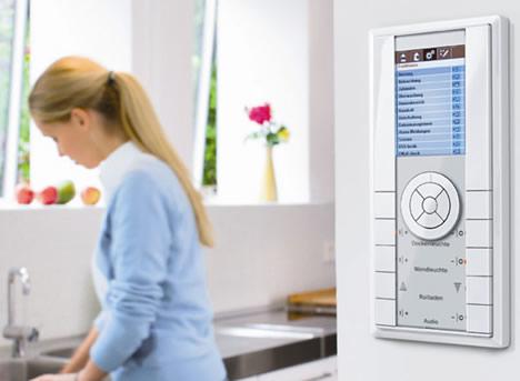 Confort Panel KNX de Schneider Electric