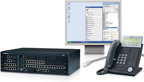 Telefonía IP con Panasonic PBX