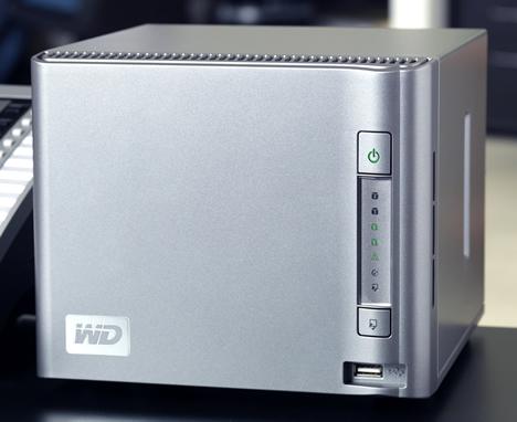 Western Digital WD ShareSpace 8TB