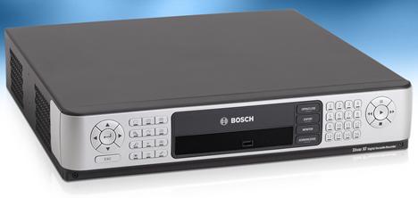 Grabadores Divar XF de Bosch