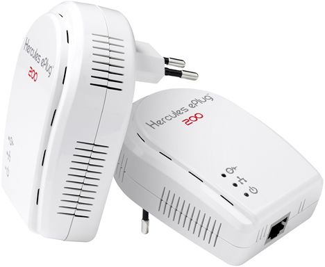 Hercules ePlug Power Line Communications
