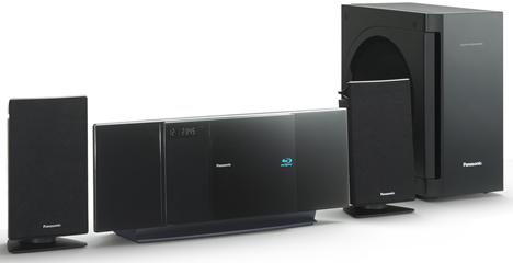 Panasonic Home Cinema Blu-Ray SC-BTX70