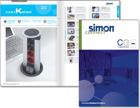 Catálogo 2009 Simon Connect