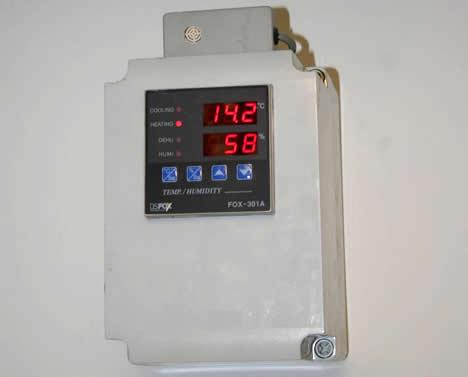 Sensor Bodega Supercasa GASTRUM de INMOMATICA