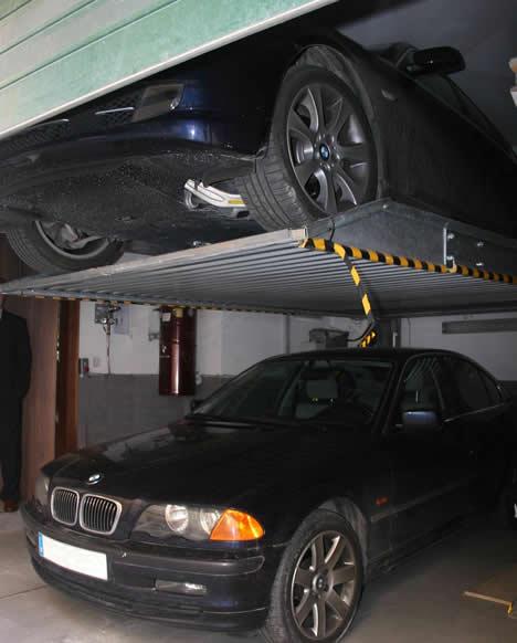 Garaje Motorizado