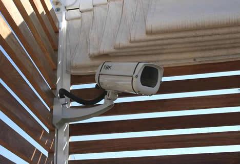 Cámara de Videovigilancia Supercasa GASTRUM de INMOMATICA