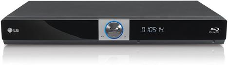 Reproductor Blu-ray HD BD370 de LG