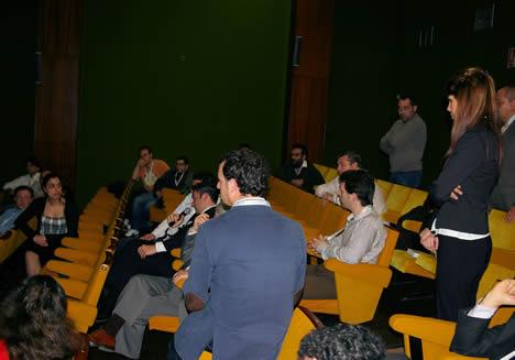 CEDeib2009 Preguntas Público