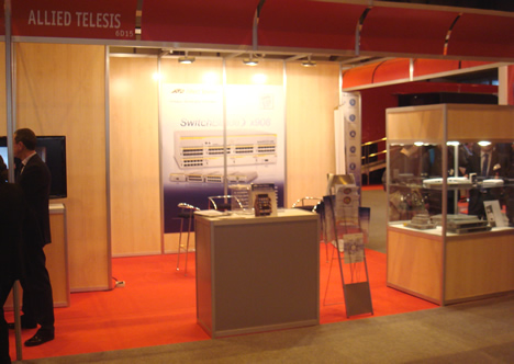 Stand Allied Telesis SITI 2009