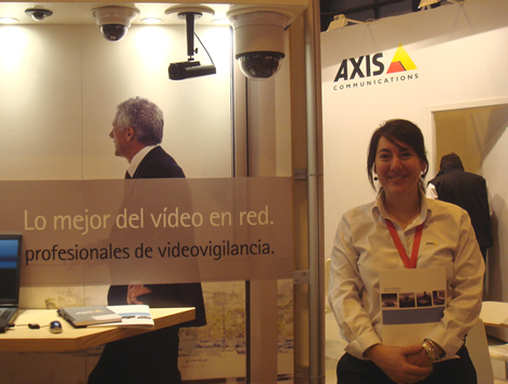Stand Axis SITI 2009