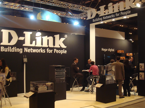 Stand D-Link SITI 2009