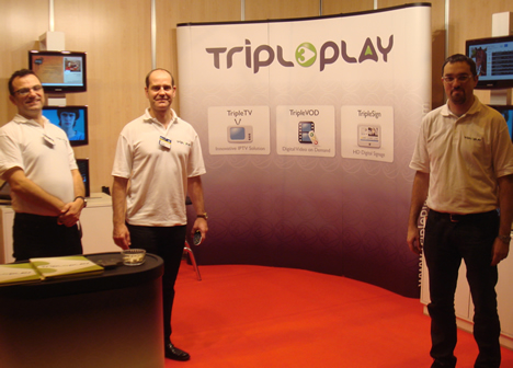 Stand Triple Play SITI 2009