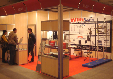Stand WifiSafe SITI 2009