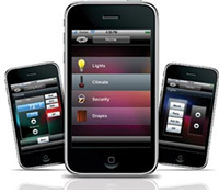 20090410 Crestron Mobile iPhone Apple