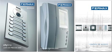 Fermax Catálogos Profesionales