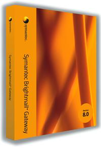 Symantec Brightmail Gateway SBG v80