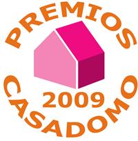 Logo Premios CASADOMO 2009