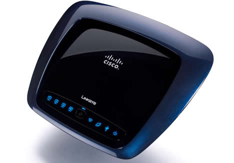 WRT610N Home Network Defender de Linksys by Cisco