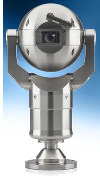 Cámaras PTZ Serie MIC de Bosch Security Systems