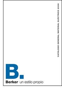 Catálogo Berker 2009 Foresis