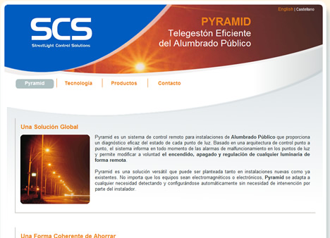 Web SCS