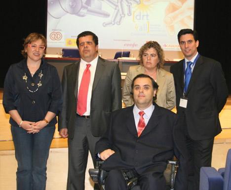 Inaguración DRT4ALL Fundacion ONCE
