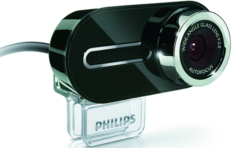 Philips Webcam SPC2050NC