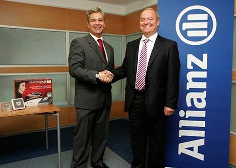 Firma Acuerdo Securitas Direct Allianz Seguros