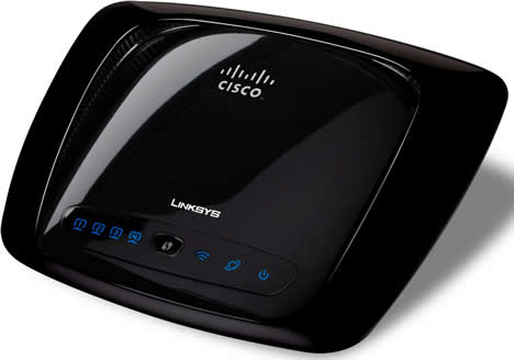 Router WRT320N Linksys by Cisco