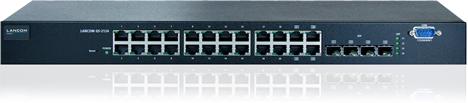LANCOM Switch Gigabit 24 puertos GS-2124
