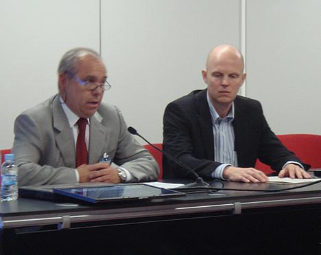 José Luís Palacios de Federación FED - Jornada Domótica y Teleasistencia
