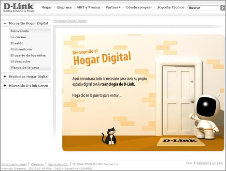 Hogar Digital de D-link