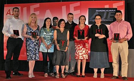 Carsac Technologies Premio Jovenes Empresarios