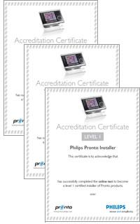 IHS Certificados