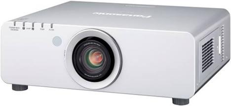 20090805 Panasonic Proyector PT-D5000