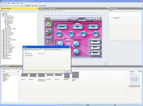 Software de edición PEP v.2.3 PHILIPS Pronto