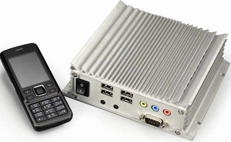 Sistemas Ibertrónica Amos 3000