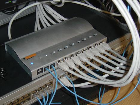 Router Delta8 Schneider Electric CVI