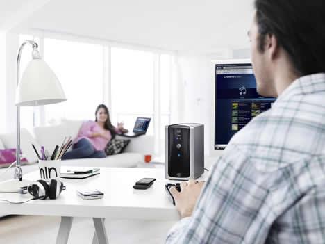 Cisco Media Hub Lifestyle