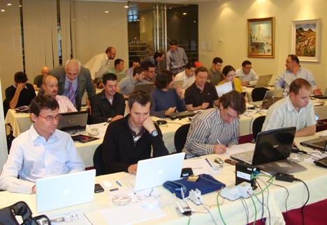 Jornada técnica KNX de Jung en Madrid