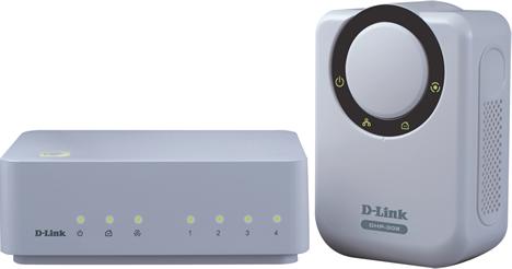 D-Link Kit PowerLine DHP-343