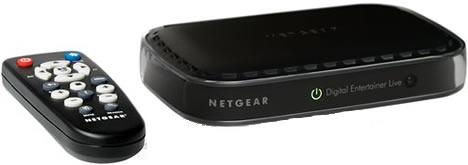 Reproductor Hogar Digital EVA2000 de NETGEAR
