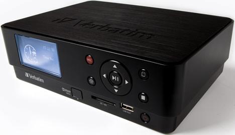 Reproductor Multimedia MediaStation HD DVR de Verbatim
