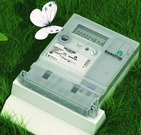 Kamstrup Z-Wave Control Consumo Electrico
