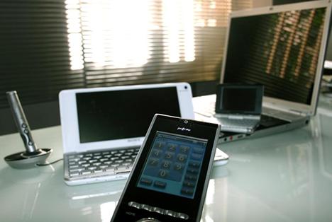 Interface Philips Pronto Oficina INMOMATICA