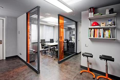 Vestibulo Oficina INMOMATICA